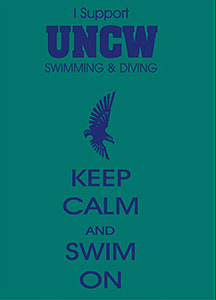 UNCW-Swim-Keep-Calm