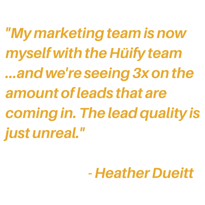 An Inbound Growth Story: A Third Of The Budget, Quarter Of The Team, Triple The Results