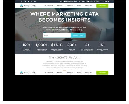 Msight Website