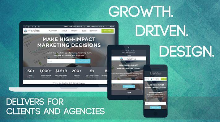 Growth Driven Design Delivers for Clients and Agencies